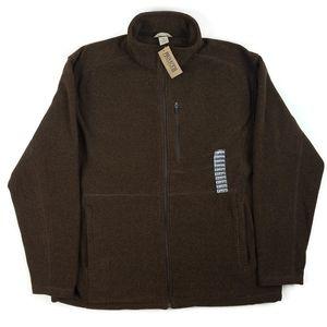 Duluth Trading Park Point Fleece Full Zip Jacket
